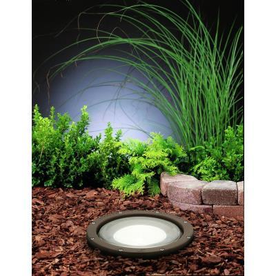 Kichler Lighting 15263AZ HID One Light Well Lamp