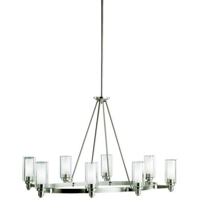 Kichler Lighting 2345NI Circolo - Eight Light Island