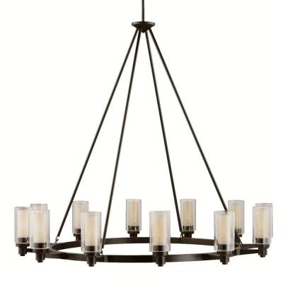 Kichler Lighting 2347OZ Circolo - Twelve Light Chandelier