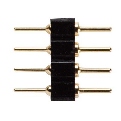 Kichler Lighting 2C1BK Accessory - LED Tape In-line Splice