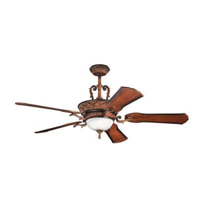 "Kichler Lighting 300008MDW Kimberley - 60"" Ceiling Fan"