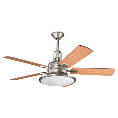 "Kichler Lighting 300020AP Kittery Point - 52"" Ceiling Fan"