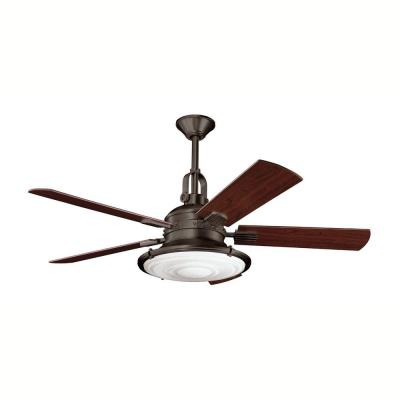 "Kichler Lighting 300020OZ Kittery Point - 52"" Ceiling Fan"