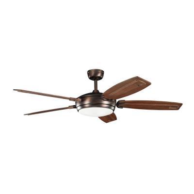 """Kichler Lighting 300156OBB Trevor - 60"""" Ceiling Fan"""