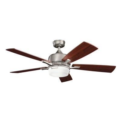 "Kichler Lighting 300427AP Leeds - 52"" Ceiling Fan"
