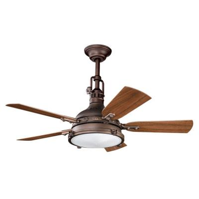 "Kichler Lighting 310101WCP Hatteras Bay Patio - 44"" Ceiling Fan"