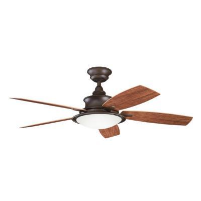 "Kichler Lighting 310104TZP Cameron - 52"" Ceiling Fan"