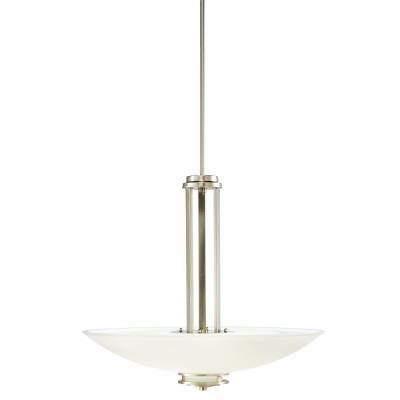 Kichler Lighting 3275NI Hendrik - Three Light Inverted Pendant