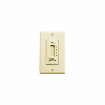 Kichler Lighting 337012 Four Speed Ceiling Fan/Light Controller
