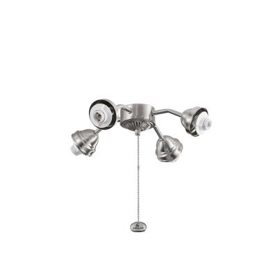 Kichler Lighting 350102BSS Accessory - Four Light Bent Arm Fitter