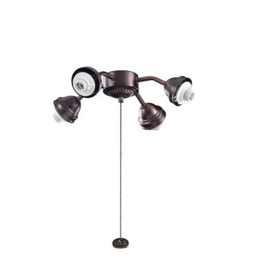 Kichler Lighting 350102OBB Accessory - Four Light Bent Arm Fitter