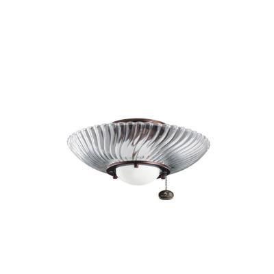 Kichler Lighting 380113OBB Accessory - One Light Ceiling Fan Kit