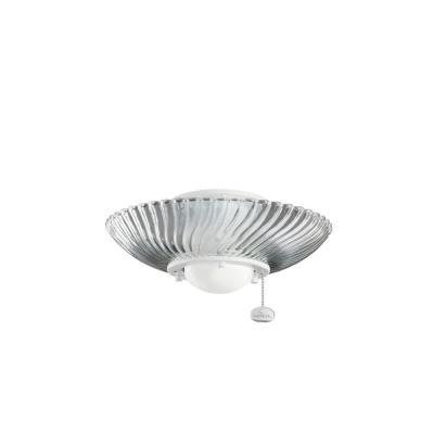 Kichler Lighting 380113WH Accessory - One Light Ceiling Fan Kit