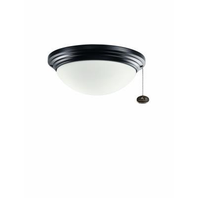 Kichler Lighting 380902SBK Accessory - One Light Ceiling Fan Kit