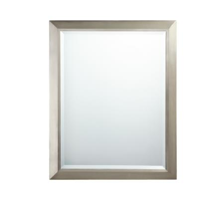 "Kichler Lighting 41011NI 24"" Rectangular Mirror"