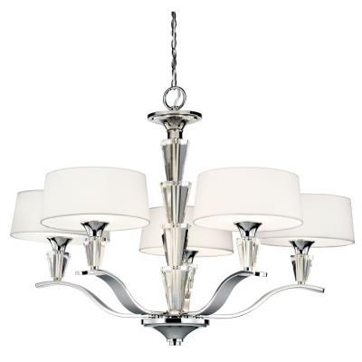 Kichler Lighting 42030 Persuasion - Five Light Chandelier