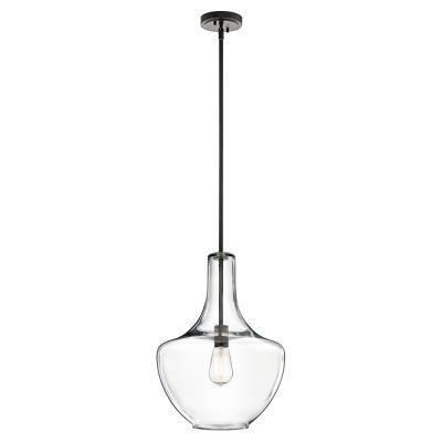 Kichler Lighting 42046OZ Everly - One Light Pendant