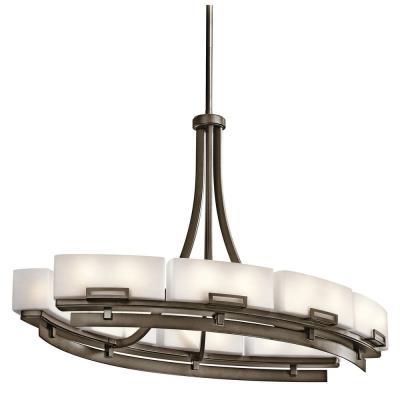 Kichler Lighting 42431SWZ Leeds - Sixteen Light Oval Chandelier
