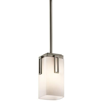 Kichler Lighting 42432AP Leeds - One Light Mini-Pendant