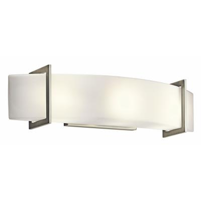 Kichler Lighting 45220NI Crescent View - Three Light Bath Vanity