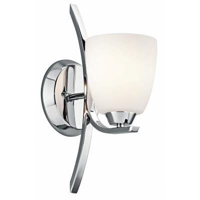 Kichler Lighting 45358CH Granby - One Light Wall Sconce