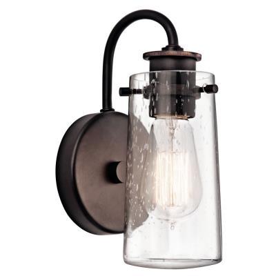 Kichler Lighting 45457OZ Braelyn - One Light Wall Bracket