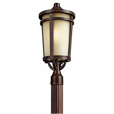 Kichler Lighting 49074BST Atwood - One Light Outdoor Post Mount