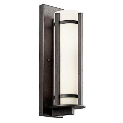 Kichler Lighting 49122AVIFL Camden - Three Light Outdoor Wall Sconce