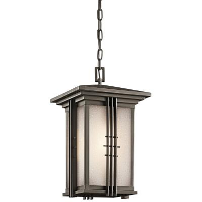 Kichler Lighting 49161OZ Portman - One Light Outdoor Pendant