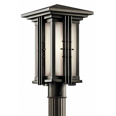 Kichler Lighting 49162OZ Portman - One Light Outdoor Post Mount