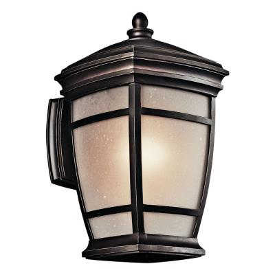 Kichler Lighting 49271RZ McAdams - One Light Outdoor Wall Sconce