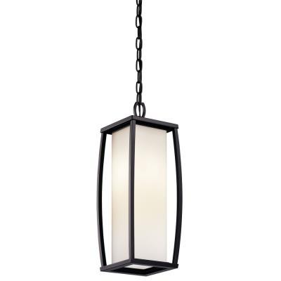 Kichler Lighting 49341AZ Bowen - Two Light Outdoor Pendant