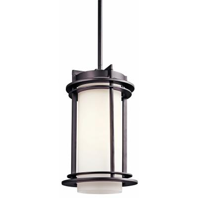 Kichler Lighting 49348AZ Pacific Edge - One Light Outdoor Hanging Lantern