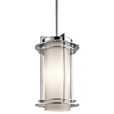 Kichler Lighting 49348PSS316 Pacific Edge - One Light Outdoor Hanging Lantern
