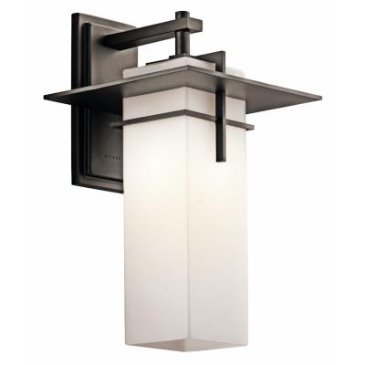 Kichler Lighting 49644OZ Caterham - One Light Outdoor Wall Mount