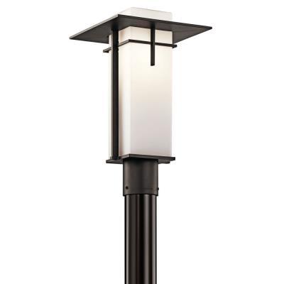 Kichler Lighting 49646OZ Caterham - One Light Outdoor Post Lantern