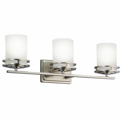 Kichler Lighting 5078NI Hendrik - Three Light Bath Fixture