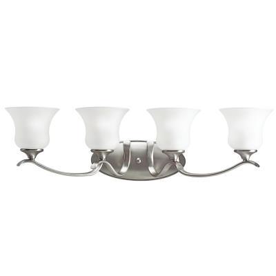 Kichler Lighting 5287NI Wedgeport - Four Light Bath Fixture