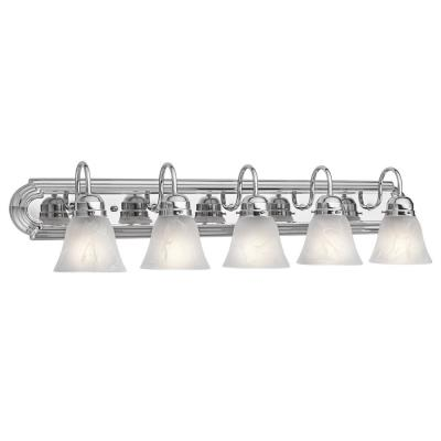 Kichler Lighting 5339CH Five Light Bath Vanity