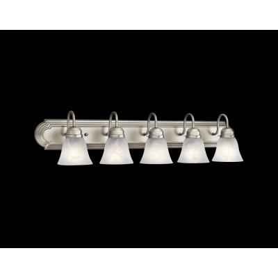 Kichler Lighting 5339NI Five Light Bath Fixture
