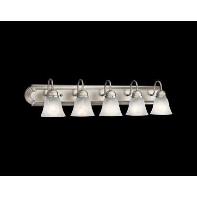 Kichler Lighting 5339NI Five Light Bath Fixture
