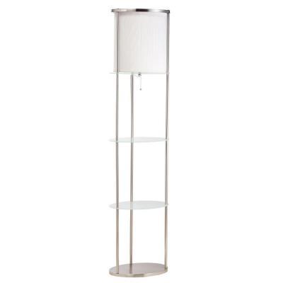 Kichler Lighting 74343 One Light Tray Floor Lamp