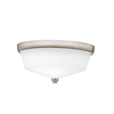 Kichler Lighting 8044NI Langford - Two Light Flush Mount