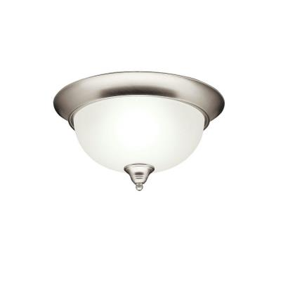 Kichler Lighting 8064NI Dover - Two Light Flush Mount