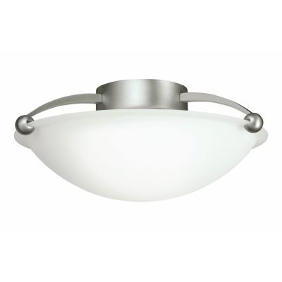 Kichler Lighting 8405NI Two Light Semi-Flush Mount