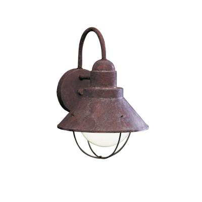 Kichler Lighting 9022OB One Light Outdoor Wall Mount
