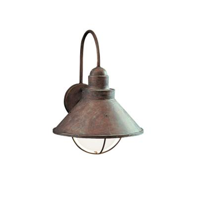 Kichler Lighting 9023OB One Light Outdoor Wall Mount