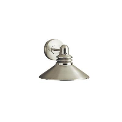 Kichler Lighting 9044NI Grenoble - One Light Outdoor Wall Mount