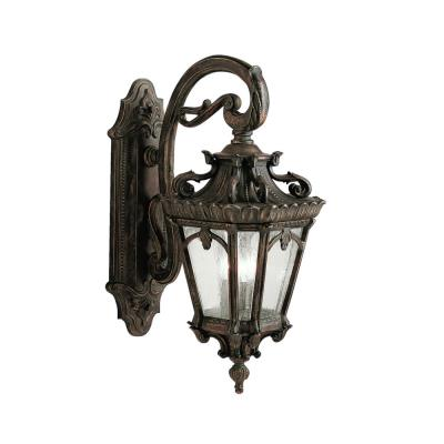 Kichler Lighting 9358LD Tournai - Three Light Wall Mount