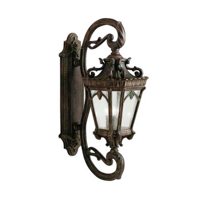 Kichler Lighting 9359LD Tournai - Four Light Wall Mount